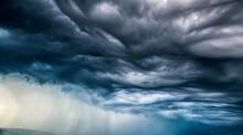 Breathtaking Heavy Rain Undula...