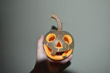 Halloween Figurine Of A Small ...