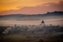 Hosman, Rural Romania