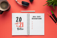 Stock Photo Of 2021 New Year N...