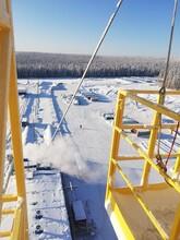Lift In Winter