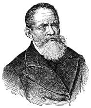 Portrait Of Heinrich Laube - A...