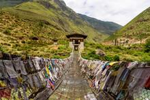 Iron Bridge Of Tamchog Lhakhan...