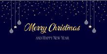 Sfondo Buon Natale E Felice An...