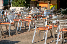 Aluminum Tables And Chairs In ...