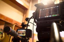 Cameras Taking Live Video Stre...