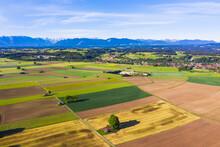 Germany, Bavaria, Huglfing, Dr...
