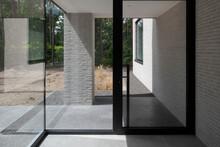 Minimalist Doorway