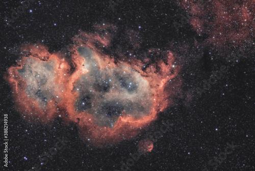 Cuadros en Lienzo Nebulosa  Anima IC 1848
