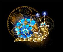 Mechanical Snail