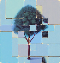 Wrong Solution To Tree Puzzle