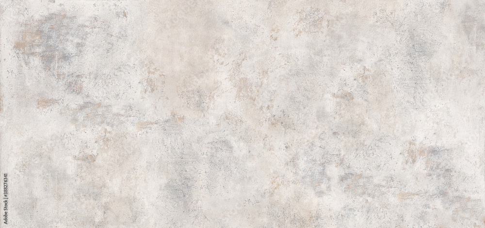Fototapeta White marble background.Grey cement background. Wall texture