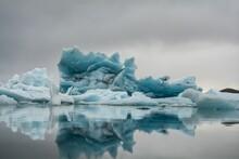 Iceberg In Polar Regions