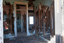 Deserted Homes Abandonded And Destroyed