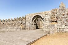 Ruins Of The Chapel Of Saint M...