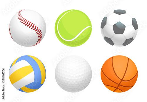 Tela Sport balls