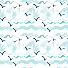 Seamless Vector Pattern With S...