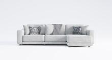 Gemütliches Sofa Oder Couch M...