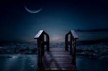 Night In The Sea