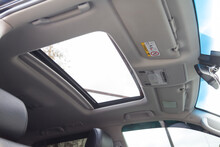 View Of The Ceiling Of The Car...