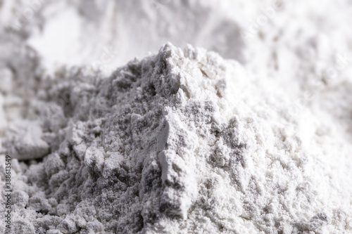 Fotografia, Obraz Powdered titanium dioxide is used to treat non-potable water