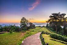 Landscape Of Huai Nam Dang Nat...