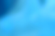 Abstract Defocused Blue Background. Bright Color. Background For Web Design, The Cover Of The Notebook.