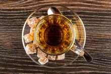 Pieces Of Rahat-lokum, Cup Wit...