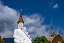 Landscape & Temples (Khao Kho, Thailand)