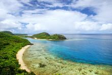 View Of Drawaqa Island Coastli...