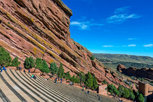 Red Rocks Amphitheater - Just ...