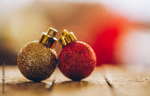 Cuadros en Lienzo christmas balls