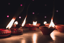 Diwali Diya(oil Lamp) Also Kno...