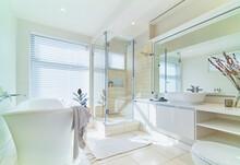 Sunny Bright White Home Showca...