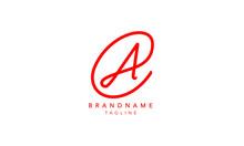 Alphabet Letters Initials Monogram Logo EA, AE, E And A