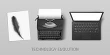 Technology Progress From Feath...