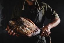 Dry-Cured Ham Prosciutto