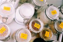 Ingredient Jars