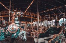 Disneyland Lancelot's Carousel
