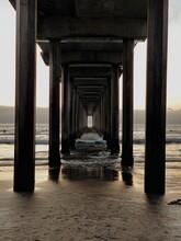 Under A Boardwalk