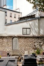 A Cemetery In Paris