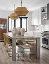 Beachy Modern Kitchen