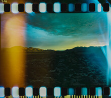 Light Leaks And Sunsets