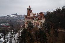 Bran Castle, Dracula, Transylvania, Romania