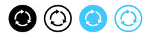 Rotate Icon, Update Symbol, Ar...