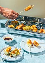 Japanese Street Food Kushikatsu