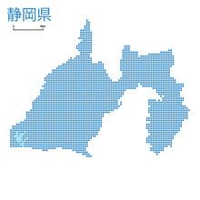 静岡県の詳細地図中部...