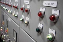 Electrical Control Cabinet For...