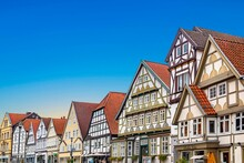 Scenic Old Half Timbered House...