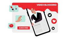 Youtube Illustration. Fashion ...